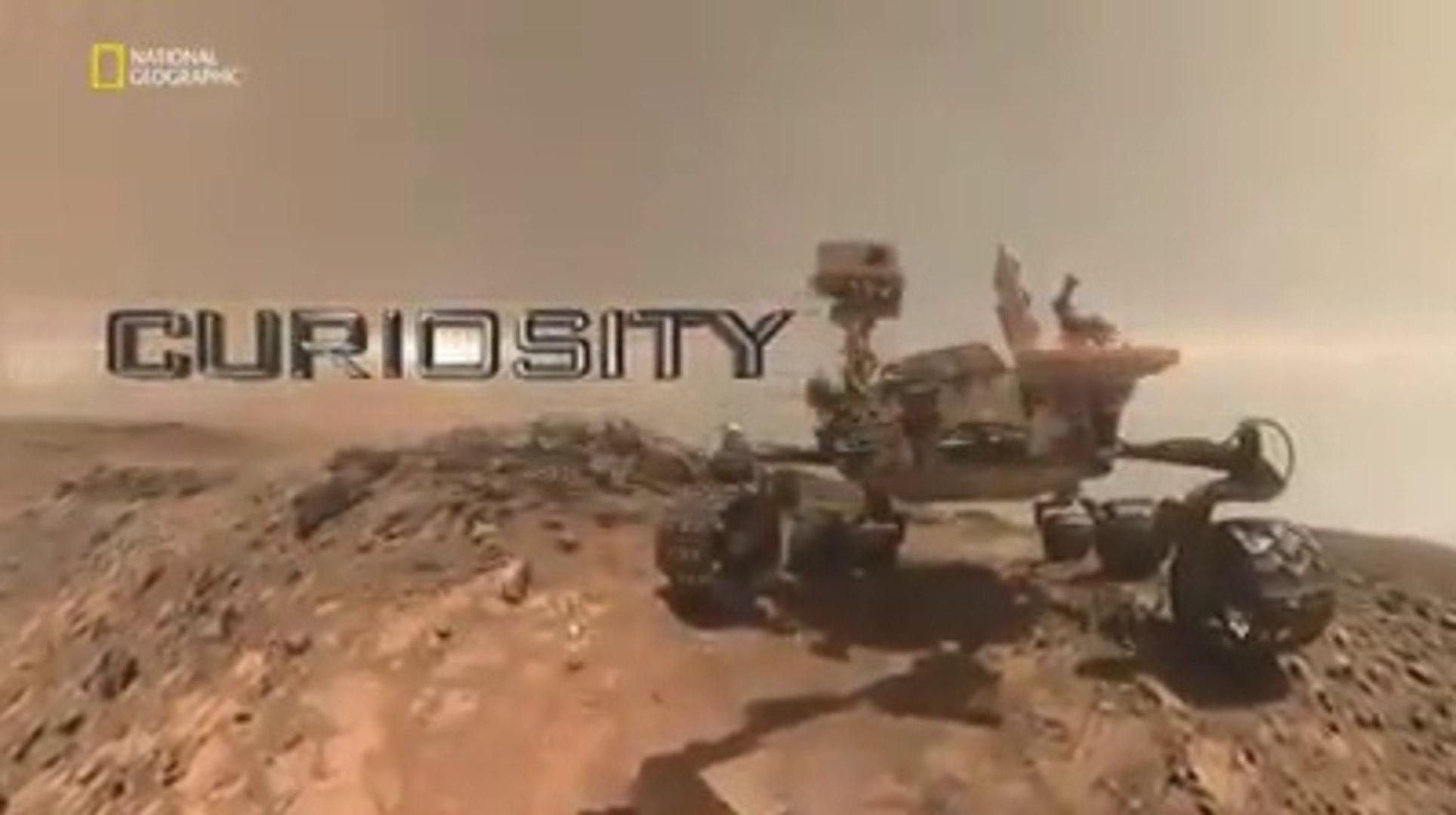 Belgesel - Mars keşif Aracı Curiostiy'nin Hayatı