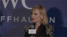 La pièce choc de Cate Blanchett crée le malaise à Londres