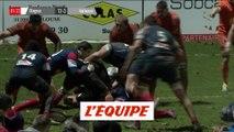 Le résumé vidéo de Blagnac-Narbonne - Rugby - Fédérale 1