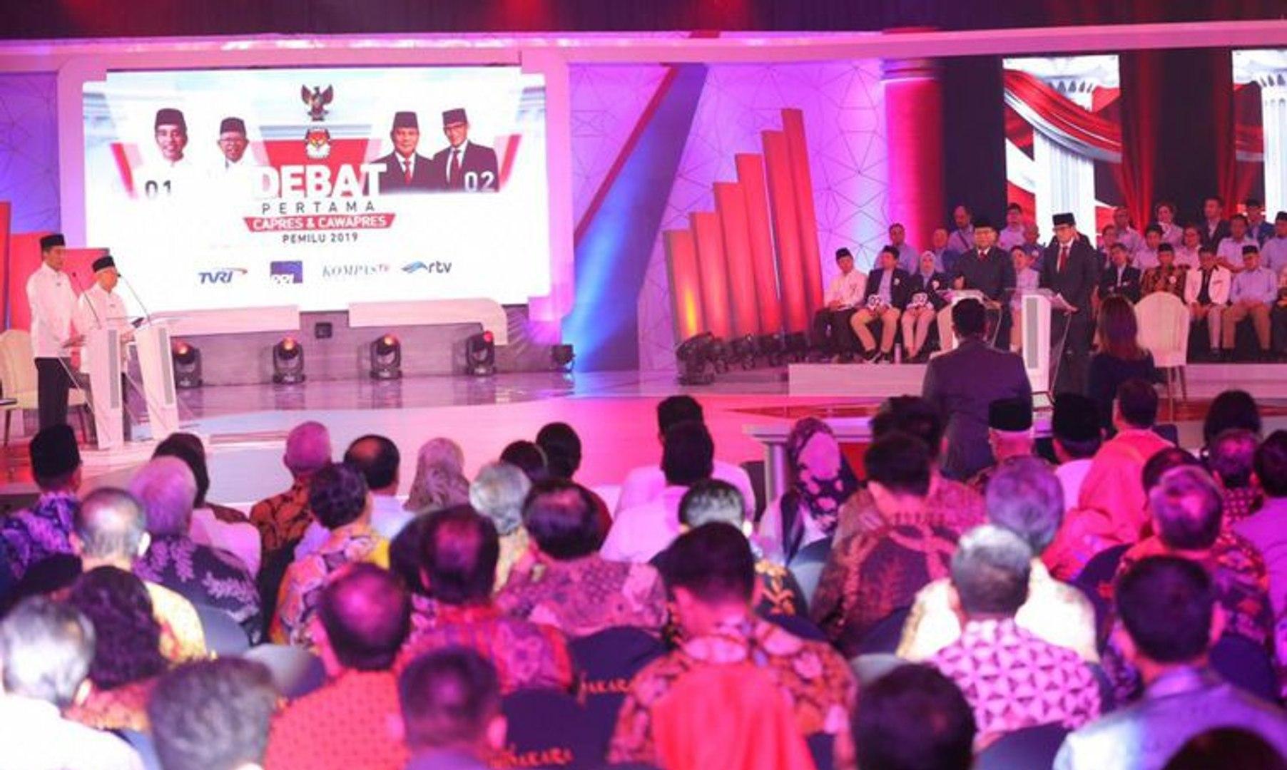 Komnas HAM: Paslon Belum Sentuh Inti Masalah HAM di Indonesia