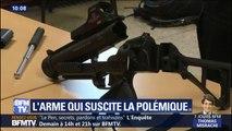 Le LBD: retour sur cette arme qui fait polémique
