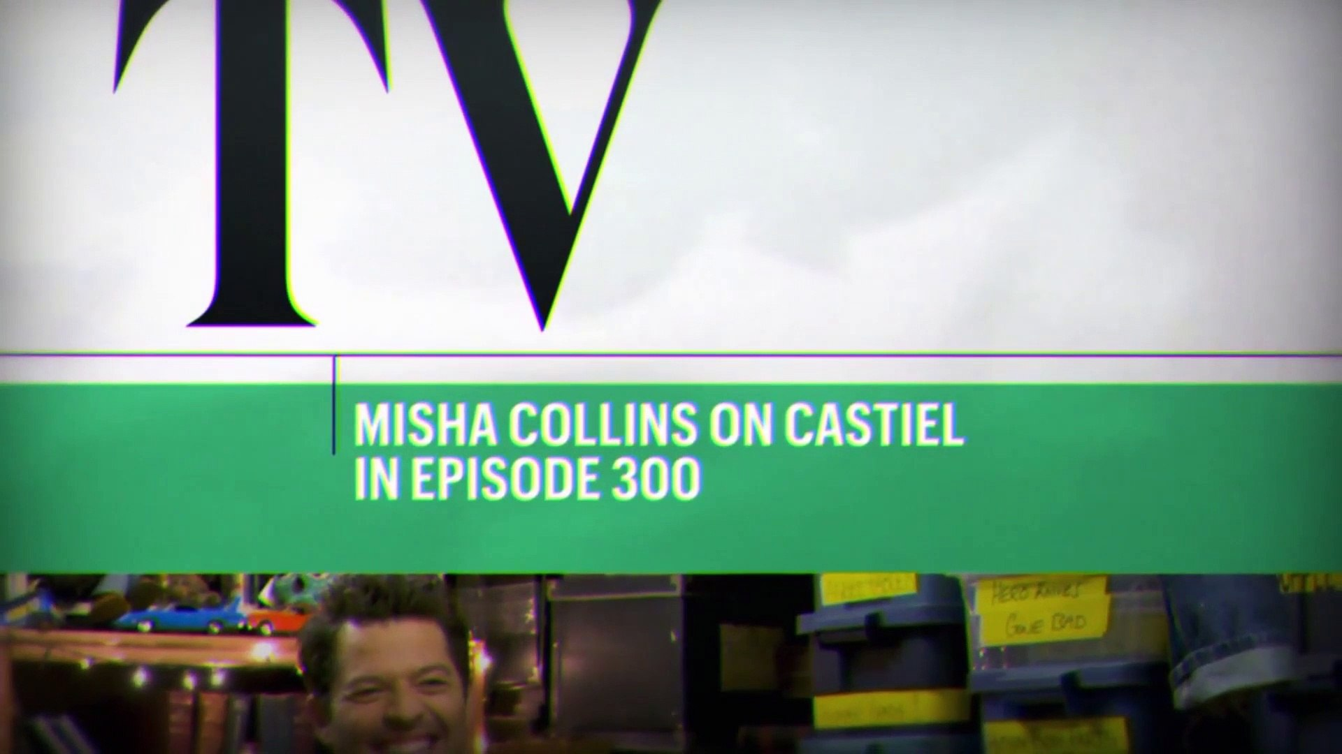 Misha Collins On Castiel's Wardrobe Change In 'Supernatural' 300th Episode | Entertai