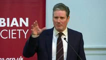 Keir Starmer sets out Labour's vision for a Brexit solution