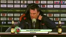 J21 - les réactions des entraineurs après FC Lorient / Gazélec FC Ajaccio (0-1)
