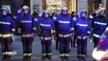 Simon Cartannaz et Nathanaël Josselin, pompiers morts au feu à Paris, rue de Trévise, le 12 janvier 2019