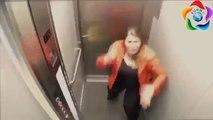 Funny Elevator Scare Pranks Compilation - Most Scary Elevator Prank 2019