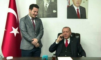 Erdoğan, Bir Doktora Kız İstedi