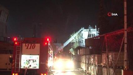 Yangını İlk Gören Güvenlik Görevlisi: 'Haber Vermeseydim Büyük Bir Facia Olabilirdi'