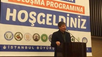Menderes Türel, İstanbul'da Yaşayan Aksekililerle Buluştu