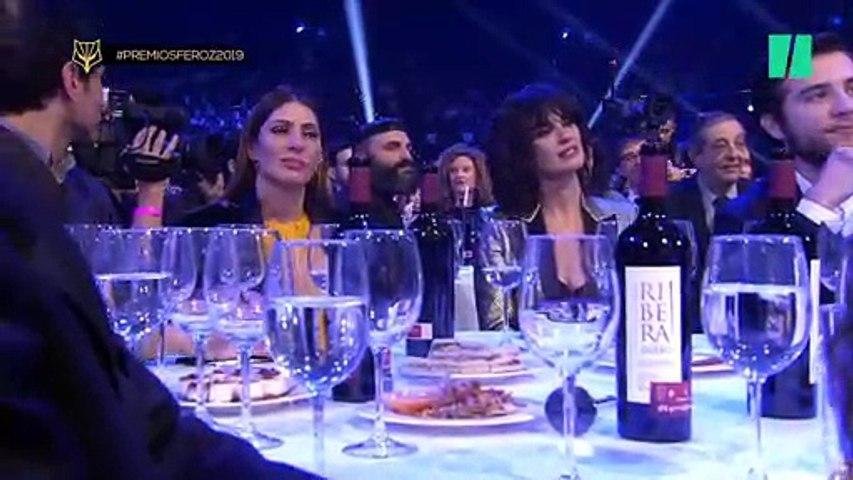 El dardo a Leticia Dolera en Los Premios Feroz 2019