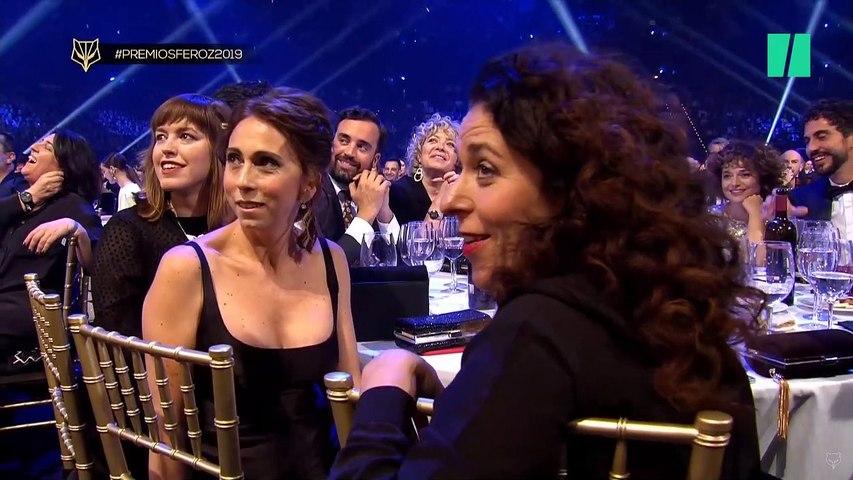 El discurso de Brays Efe contra la gordofobia en los Premios Feroz 2019