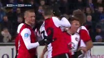 Ambient: PEC Zwolle beat Feyenoord 3-1 in the Dutch Eredivisie
