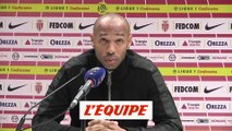 Henry «Il y a 10 000 fois penalty sur Rony Lopes» - Foot - L1 - Monaco
