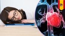 Tidur kurang dari 6 jam dapat tingkatkan resiko serangan jantung - TomoNews