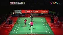 Detik-detik Kevin/Marcus Jadi Juara Malaysia Masters 2019