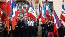 Cérémonie de remise du drapeau des conscrits de Villefranche-sur-Saône