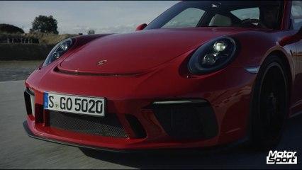 Porsche 911 991/2  GT3  : 0-250 km/h