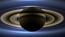 New Study Says Saturn Didn't Always Have Signature Rings