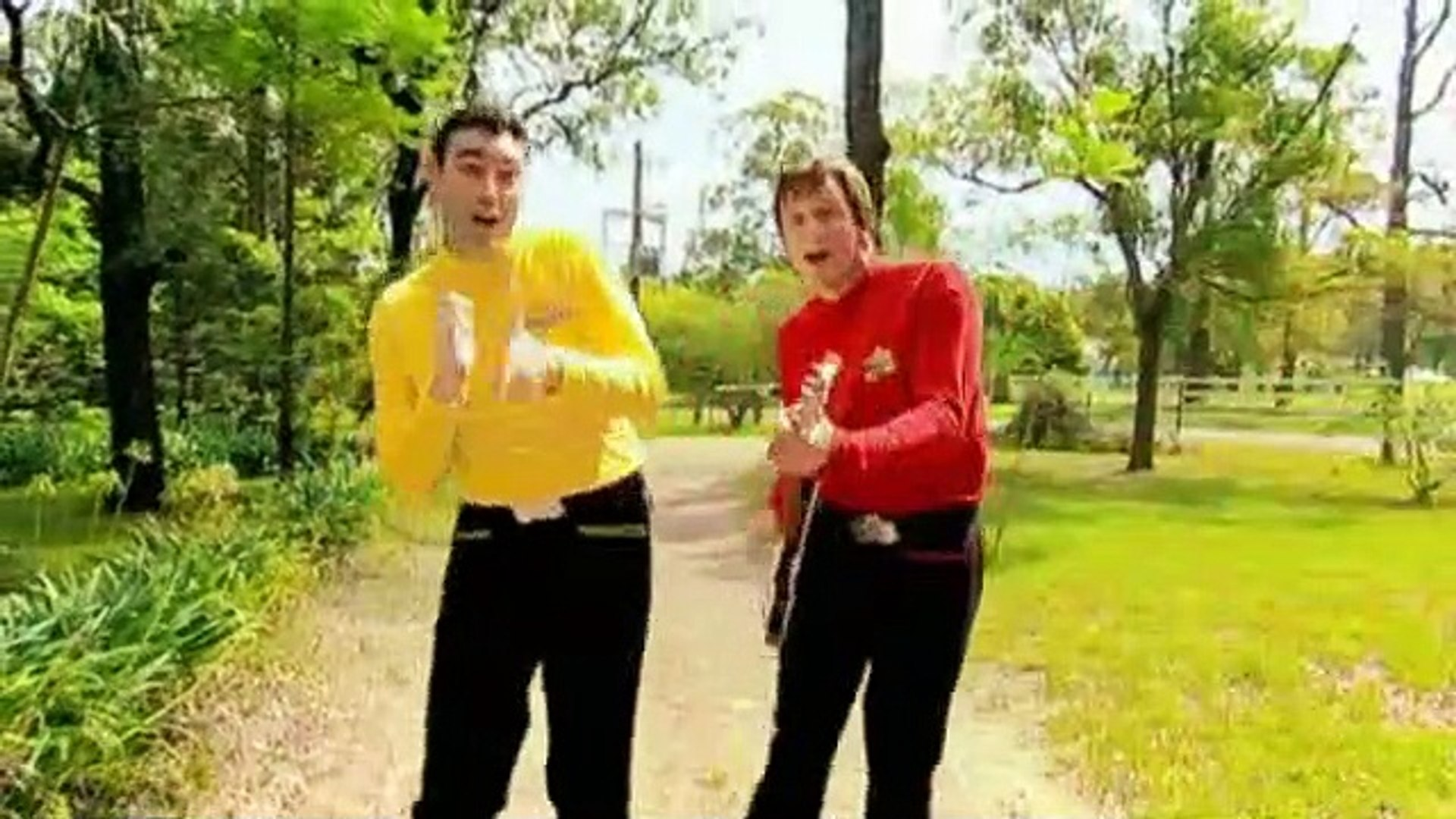 The Wiggles Show Episode 23 - I Count 1-10