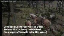 'Red Dead Redemption' Now On Sale For Xbox One