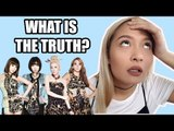 2NE1 GOODBYE WITHOUT MINZY + YG DISBANDING 2NE1