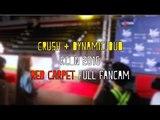 【KY FANCAM】CRUSH + DYNAMIC DUO(다이나믹듀오) RED CARPET @ KCON NYC 2016 FULL FANCAM