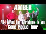 """【KY】FRONT ROW FANCAM Amber - """"All I Want For Christmas Is You"""" #GoneRogueTour in Toronto"""