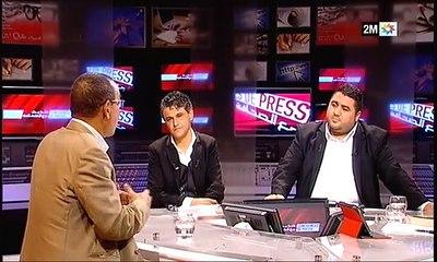 Confidences de presse avec Abdelkrim Jouiti
