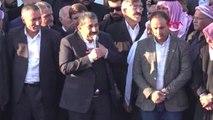 Şanlıurfa Ceylanpınar'da Menderes Atilla'yı Binlerce Kişi Karşıladı-2