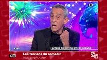 Arielle Dombasle ne connaissait pas la biffle (Terriens du samedi) - ZAPPING TÉLÉ DU 21/01/2019