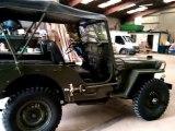 La Jeep Willys M38 1952 ou Willys MC TON 4 x 4 UTILITY TRUCK .Années  de fabrication1945 à 1952