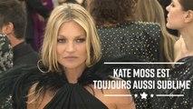 Kate Moss, icône mode absolue