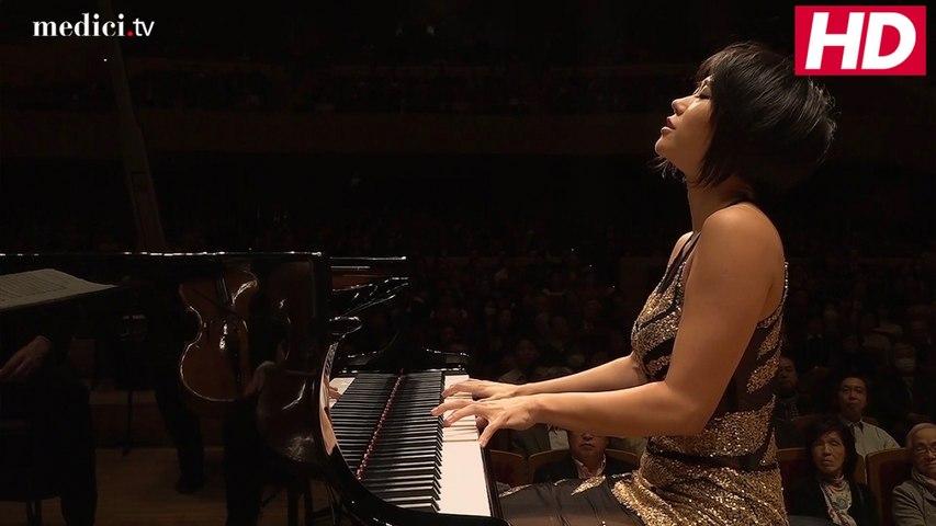 Valery Gergiev and Yuja Wang - Brahms: Piano Concerto No  2