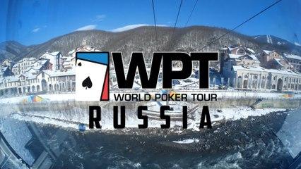 WPT is in Russia!