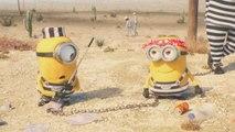 Minions Make a Great Prison Escape in 'Yellow Is the New Black' Mini-Movie (Exclusive)