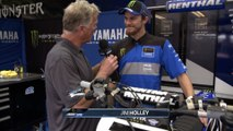 Aaron Plessinger - Second Round in Anaheim - Race Day LIVE 2019