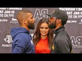* FACE OFF * Badou Jack vs. Marcus Browne  |  Pacquiao vs Broner Undercard