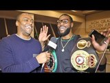 Marcus Browne I GRADUATED! After WIN vs Badou Jack