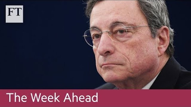 ECB rate meeting, easyJet results
