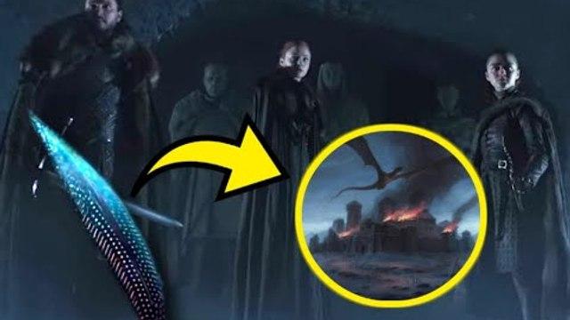 Game Of Thrones: Every Hidden Message In Season 8 Trailer