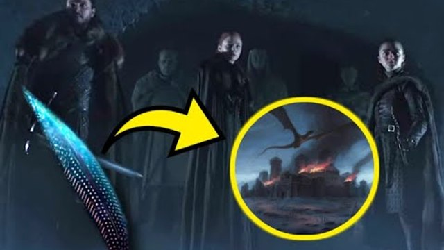 Game Of Thrones: Every Hidden Message In Season 8 Trailer