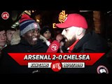 Arsenal 2-0 Chelsea   Our Chance Of Winning Europa League Are Better Than Making Top 4 (Turkish)
