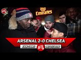 Arsenal 2-0 Chelsea | We Are Getting Denis Suarez For A Good Price!