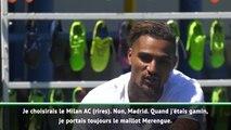 Transferts - Quand Kevin-Prince Boateng, nouvelle recrue du Barça, déclarait sa flamme au Real
