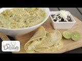 Tacos de fajitas con flor de calabaza | Cocina Delirante