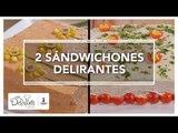2 sándwichones delirantes   Cocina Delirante
