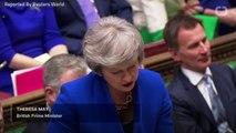 PM May Attempts Irish Border Resolution