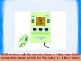 Supco TA22 Single Set Point Temperature Alarm with Digital Display 40 to 160 Degrees F