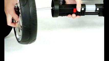 HUBI passeggino 3 in 1 + accessori | Modeperes.it