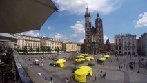 Pologne : VIDEO Cracovie